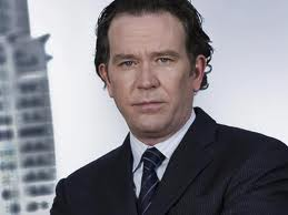 Timothy hutton helps a writer