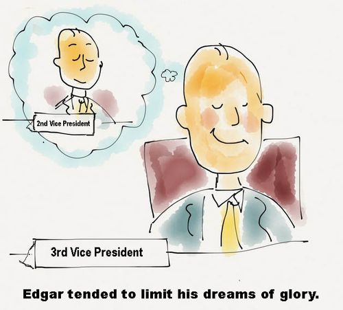Edgars dreams of glory toon