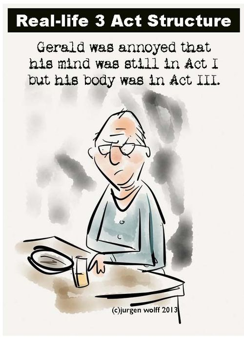 Act 3 cartoon