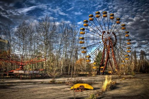 Pripyat ukraine, photo credit Barry Mangham:pixog