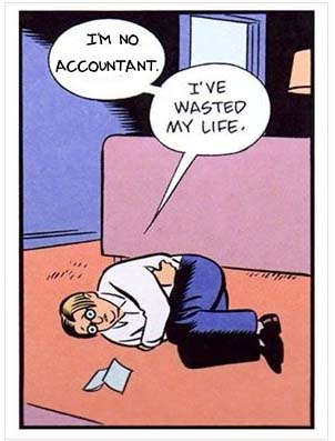 No accountant