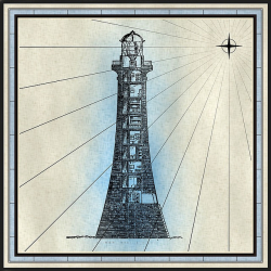 Graphic lighthouse-1422278_640